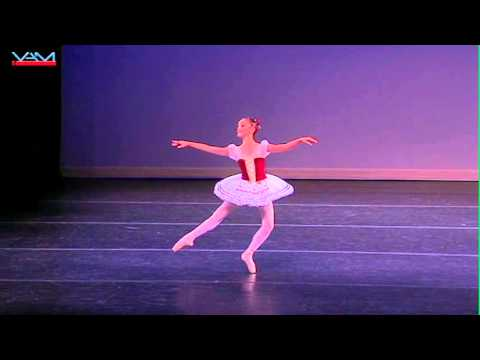 Martina Prefontaine - Variation from Coppelia