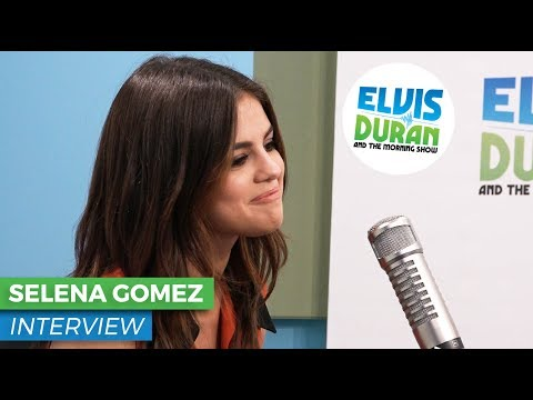 Selena Gomez Chats About Writing 'Bad Liar' and '13 Reasons Why' Season 2 | Elvis Duran Show