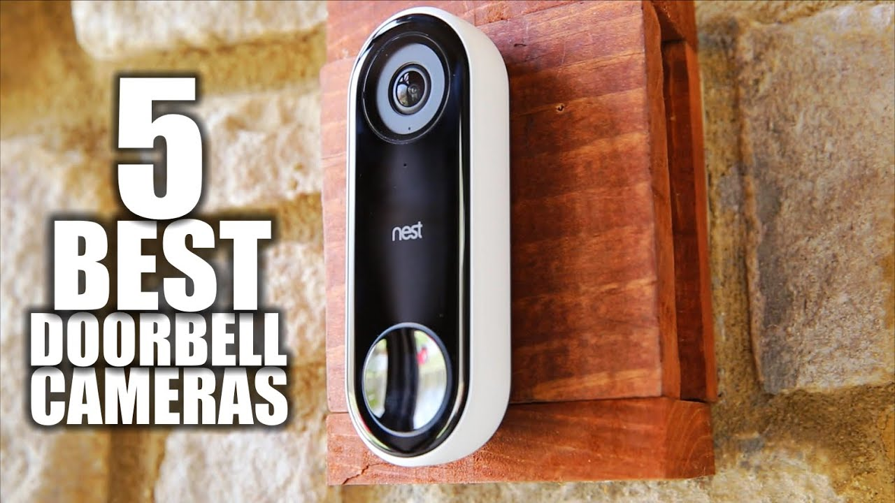 TOP 5 Best Video Doorbell Camera of 2021