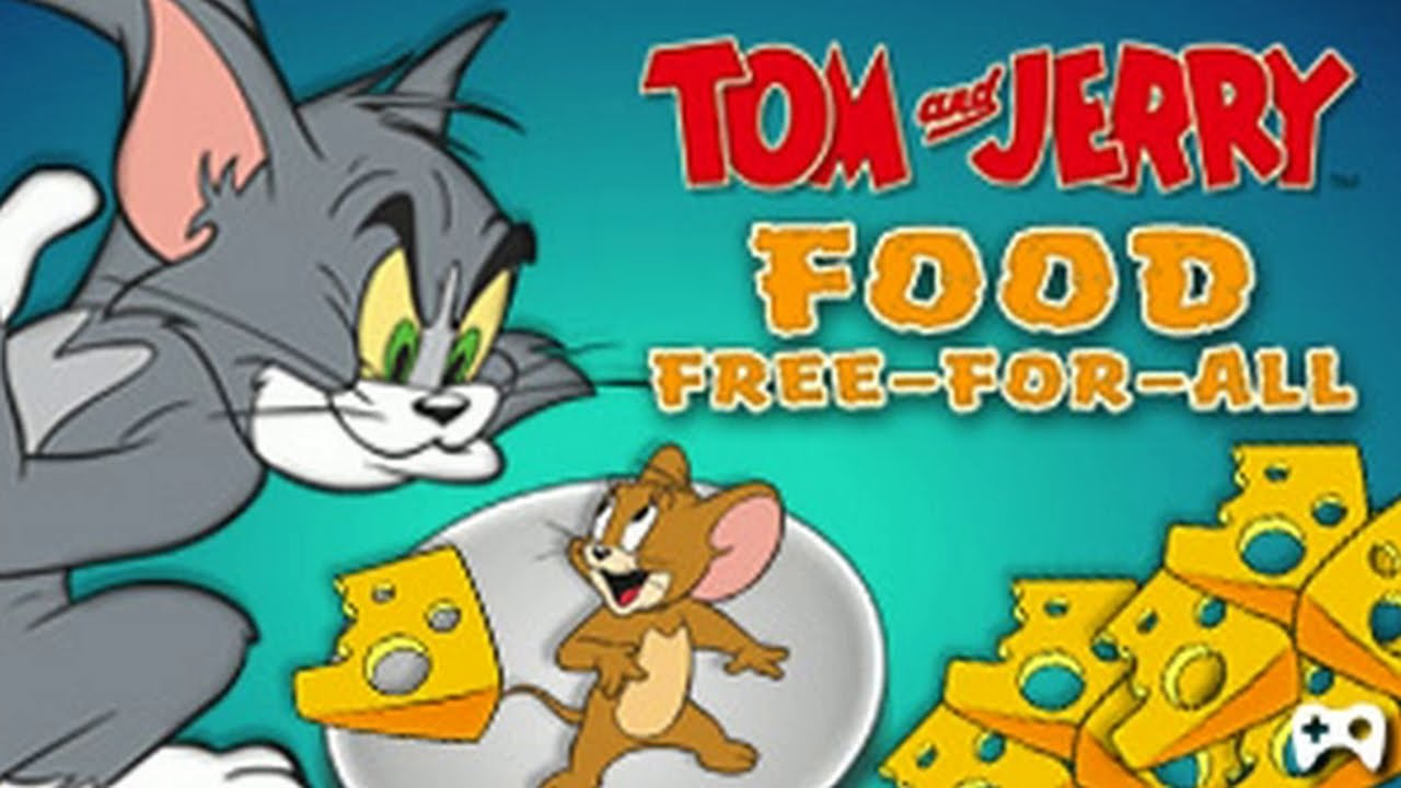 Play Tom And Jerry Games Free Online