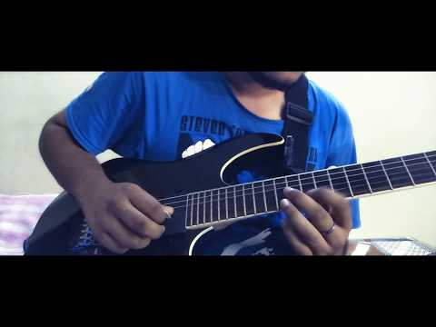 Sun Saathiya - Metal Cover - Instrumental 2017 || New Version By Anmol Rajwardhan
