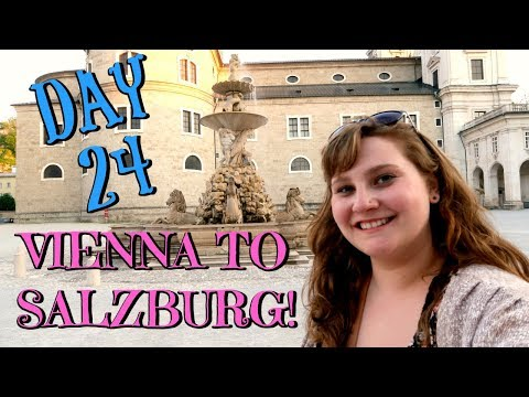 AUSTRIA IS AMAZING AND BEAUTIFUL | EUROPE TRAVEL VLOG | DAY 24