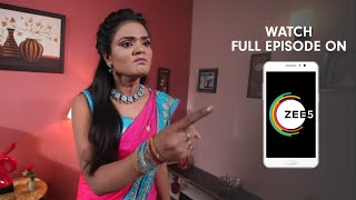 Sembaruthi - Spoiler Alert - 24 Apr 2019 - Watch Full Episode BEFORE TV On ZEE5 - Episode 460