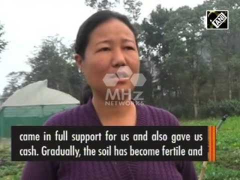 Organic farming in India's Sikkim to be game changer (Mar 03, 2016)
