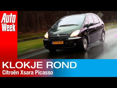 Klokje Rond - Citroën Xsara Picasso (2006 / 360.689 km)