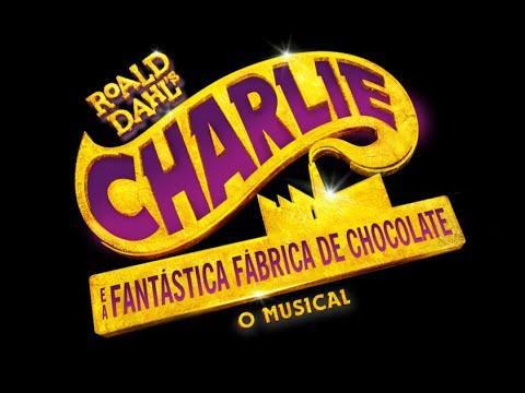 Elenco do musical Charlie e a Fantástica Fábrica de Chocolates