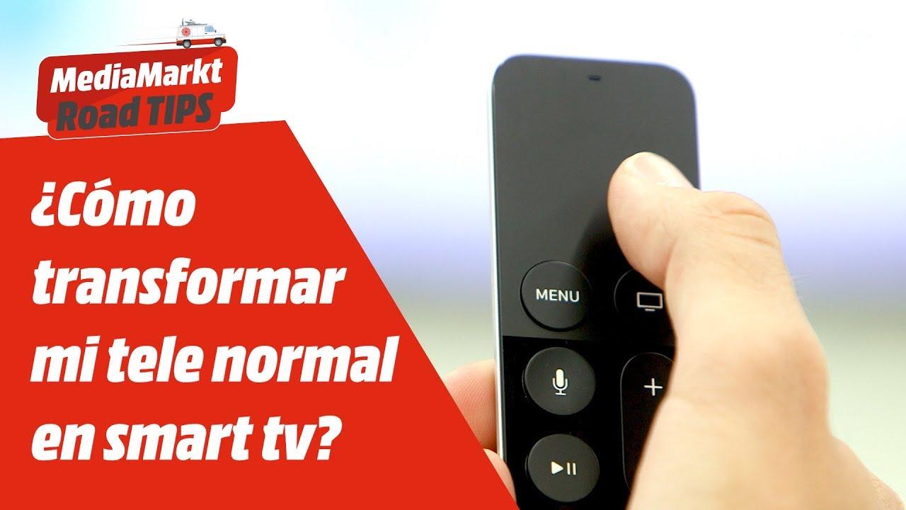 Cómo Transformar Mi Tele Estándar En Smart Tv Youtube