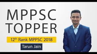 MPPSC TOPPER interview