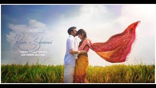 Rajeev & Shravani || Telugu Wedding short film || Zoticus Productions