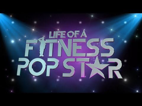 Life of a Fitness Pop Star | Premieres Jan 9th on go90!