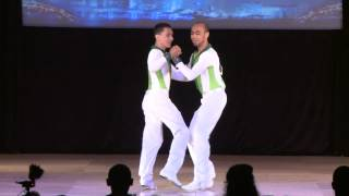 Ivan Dario & Christian Garcia - Colombia - World Latin Dance Cup 2012 Salsa Men SemiFinals