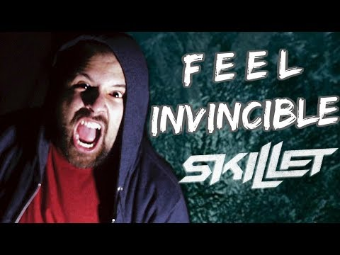 SKILLET - FEEL INVINCIBLE (Metal Cover) by Caleb Hyles and Jonathan Young