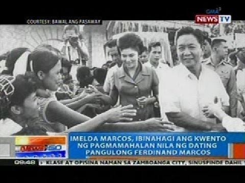 from Terrell talambuhay ng dating pangulong ferdinand marcos