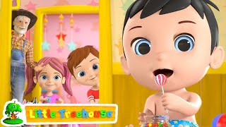 Johny Johny Yes Papa | Kindergarten Nursery Rhymes for Kids | Cartoon Songs by Little Treehouse