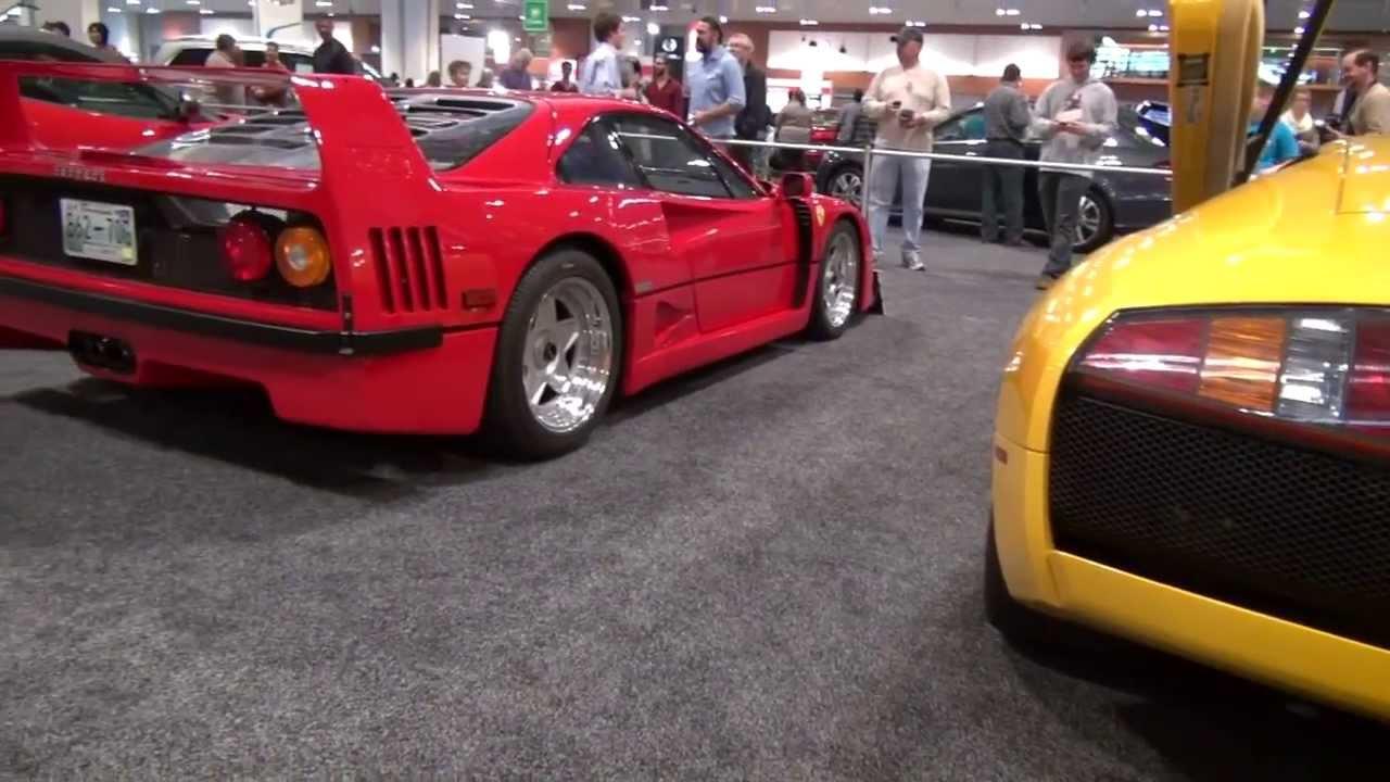 Nashville International Auto Show High End Cars YouTube - Nashville car show