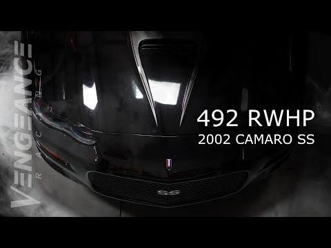 492RWHP 4th Gen Camaro SS /  F-Body - Vengeance Racing