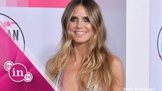 Mit 44 Jahren zu sexy gekleidet? Das sagt Heidi Klum zur Kritik!