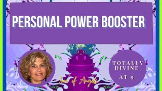 Personal Power Boosters - Totally Divine at 9