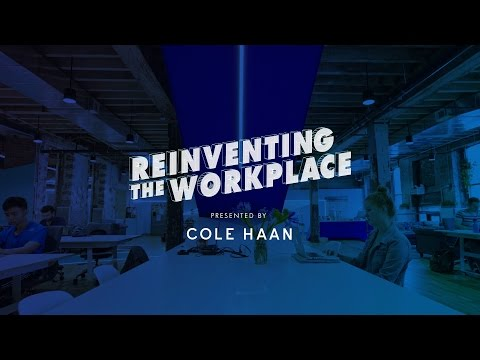 How CoWorkrs Turned a Warehouse into a Stunning Shared Workspace   In Collaboration with Cole Haan