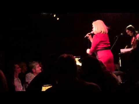 Debbie Harry Cafe Carlyle Rainbow Connection