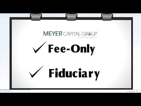Fee-Only Fiduciary Investment Advisor: What's the Difference?