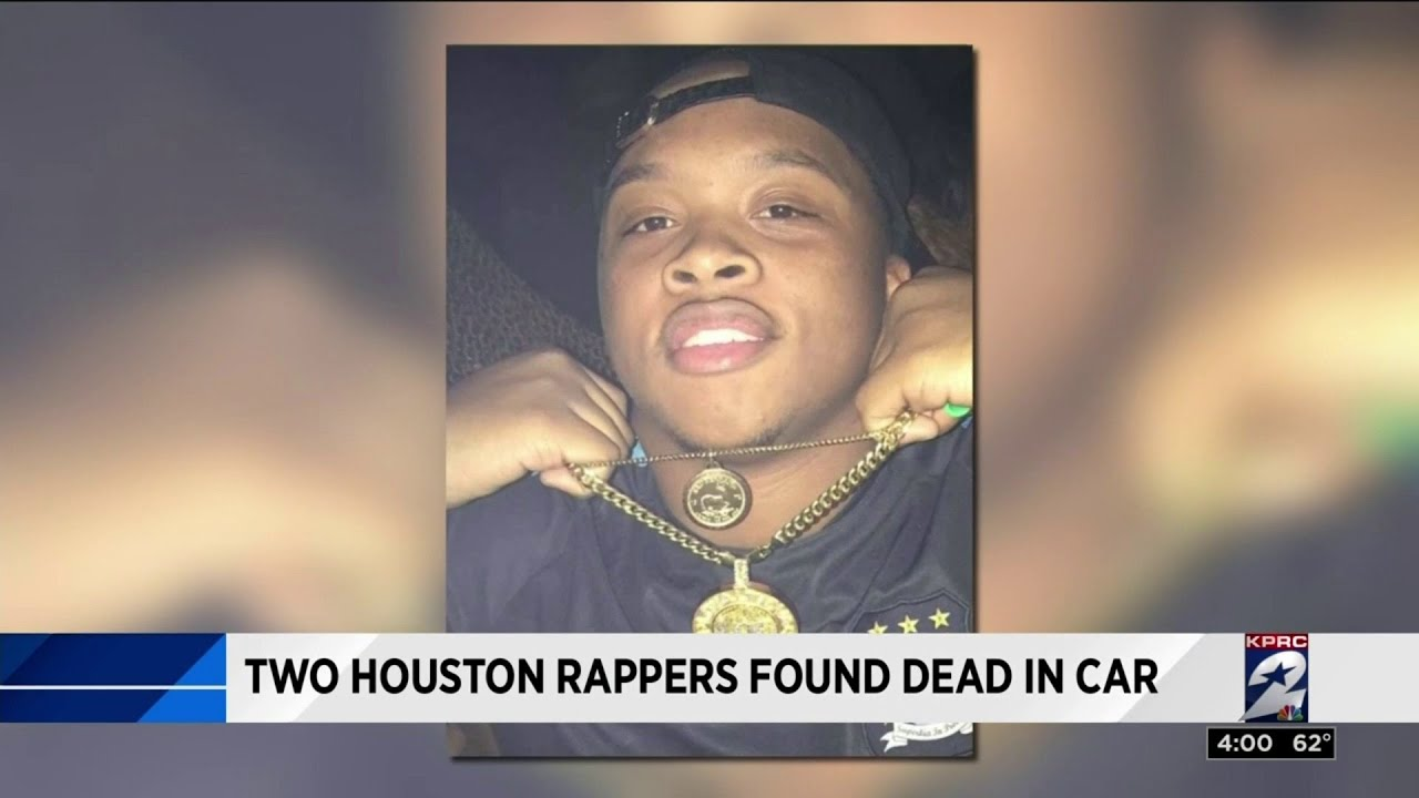 Two Houston Rappers Found Dead In Car Just Before Album Release