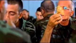 O Şimdi Asker - Yemekhane Sahnesi