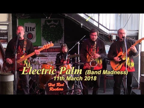 Hot Rod Rockers at The Electric Palm (Band Madness)