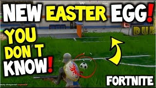 NEW Easter Eggs / Secret Features In Fortnite Battle Royale and how to find them - NEW MAP UDPATE!