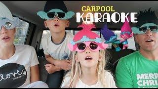 Trolls Carpool Karaoke! 🚗🎤