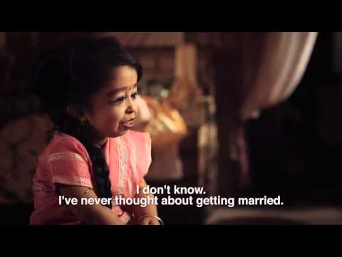American Horror Story: Freak Show   Extra Ordinary Artists – Jyoti Amge HD