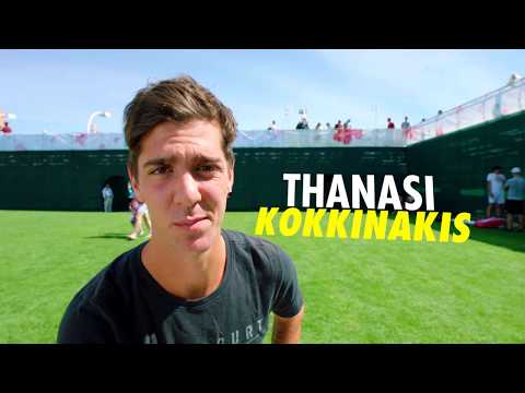 Bag Check: Thanasi Kokkinakis