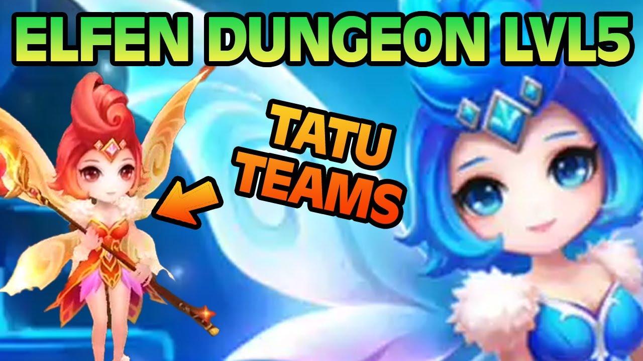 Download TATU 2A - LVL5 ELFEN DUNGEON