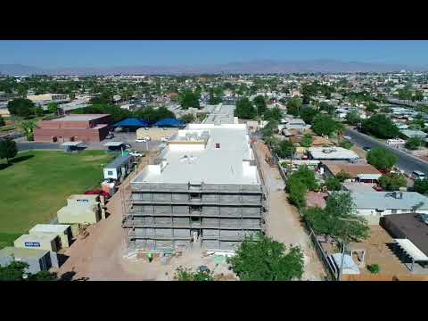 C.P. Squires Elementary School Classroom Addition June 2018