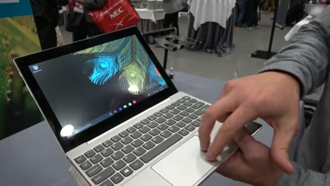 199 Lenovo Miix 320 10 1 Quot Windows 10 Laptop Tablet