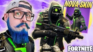 I USED the BRABA SKIN OF ARCHETYPE and MITEI (Fortnite Battle Royale)