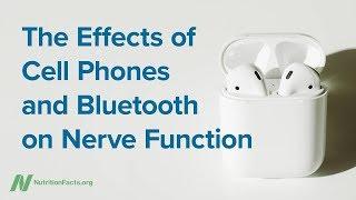 Účinky mobilních telefonů a bluetooth na nervové funkce