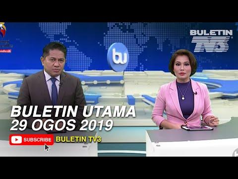 Buletin Utama (2019) | Khamis, 29 Ogos