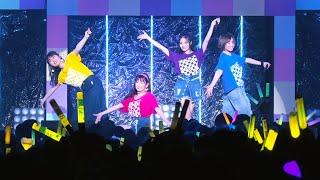 2019.6.2に行われた「Queentet LIVE 2019 in TOKYO」 @豊洲PITより M25 三日月の背中 #QueentetLIVE2019inTOKYO □初のホールツアー!Queentet Summer ...