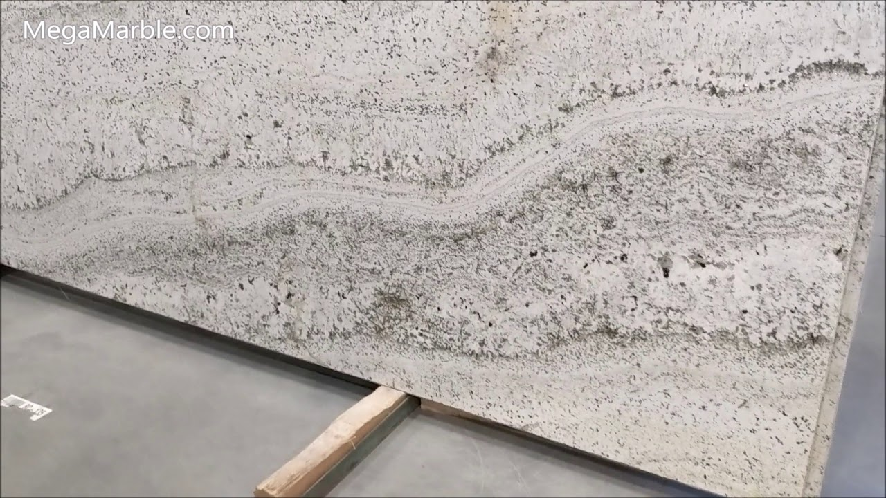 White Knight Granite Slab For Kitchen Countertops