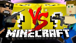 Minecraft: ENDER LUCKY BLOCK CHALLENGE | Eye of the Tiger!!