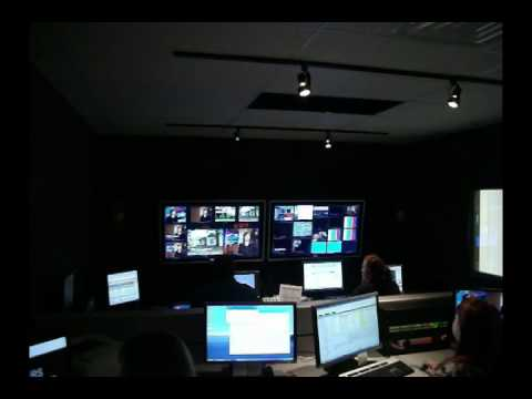 Inside The KSNF (Production Control Room)