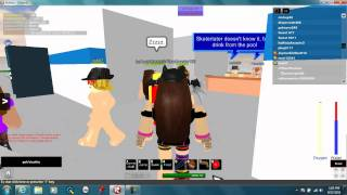 Roblox fight 2011 Robloxian pool