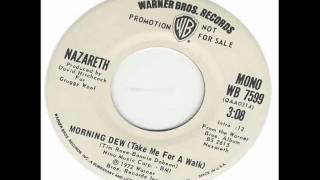"Nazareth - Morning Dew (7"" single edit)"