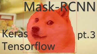 Mask RCNN with Keras and Tensorflow (pt.3) process video