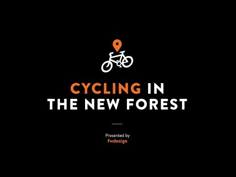 Cycling in the New Forest_Cyclexperience App