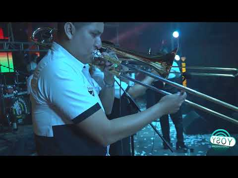 VIDEO: Mix Angeles Azules - Orquesta Aguanile (8vo Festival de Disquera Yosy)