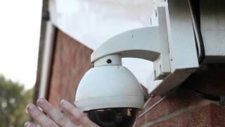 CCTV Swann 750 PTZ