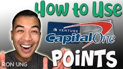 How to Redeem Capital One Reward Points for Hotels and Flights