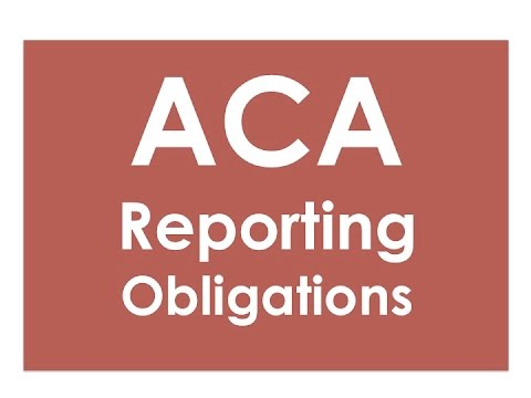 ACA: How to Fill Out Forms and Employer Reporting Obligations | hrsimple.com